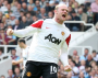 Wayne Rooney's hattrick sends United rolling on
